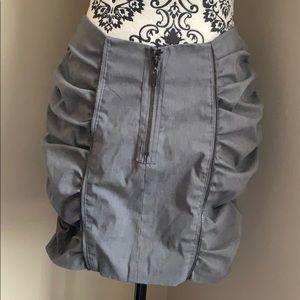Grey Great Skirt